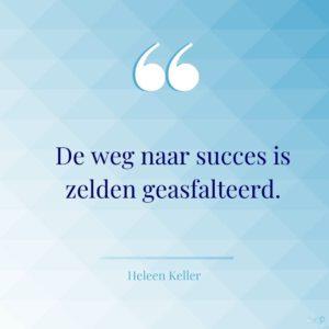 Succesvol worden en verantwoordelijkheid Life Coach Marko de Jong