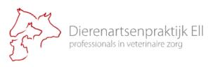 Logo Dierenartsenpraktijk Ell